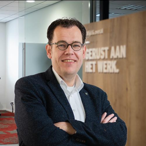 Pieter Willemsen contactpersoon transport en logistiek